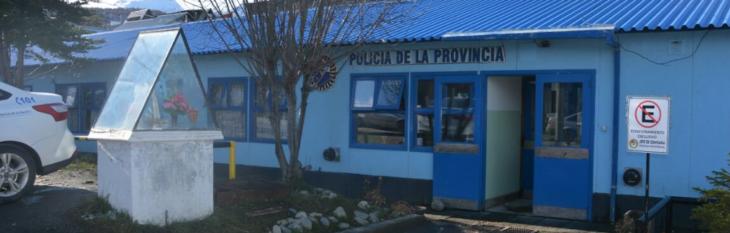 Polícia Provincial da Terra do Fogo Ushuaia