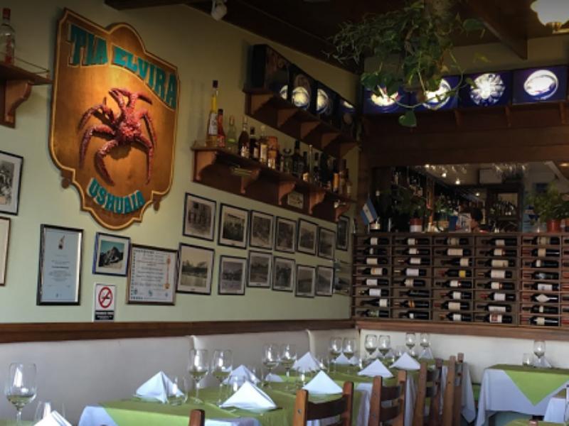 Restaurante Tia Elvira Ushuaia