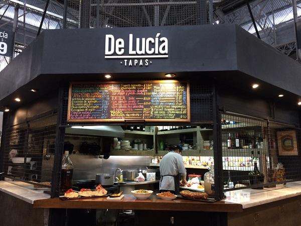 Mercado de San Telmo Buenos Aires Restaurante De lucía