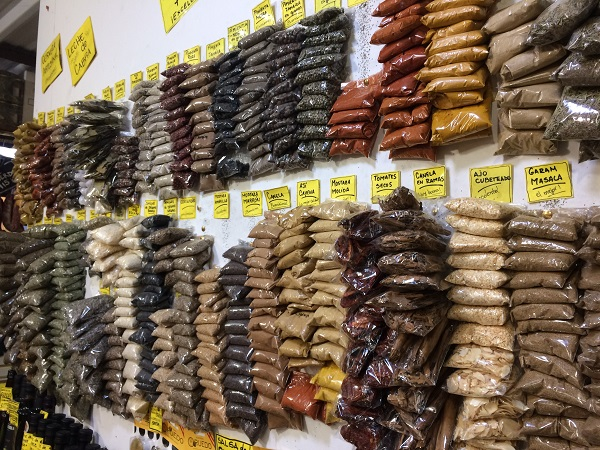 Mercado de San Telmo Comidas Típicas